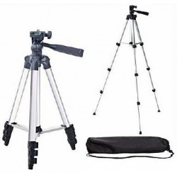 Camera Tripod Portable Aluminum
