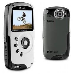 Kodak PlaySport (Zx3) HD Waterproof Pocket Video Camera - Black