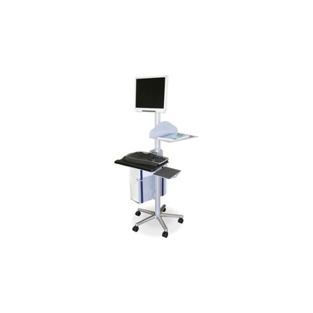 Mobile Stand Workstation All In One Solution