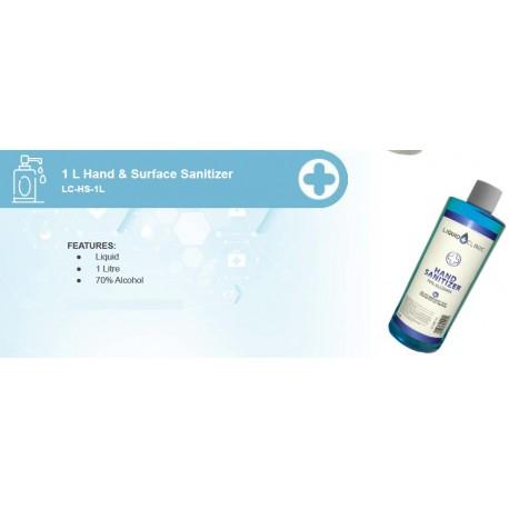1 L Hand & Surface Sanitizer