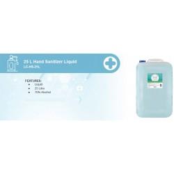 25 L Hand Sanitizer Liquid