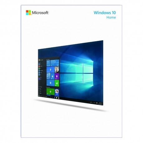 Windows 10 Home - 64Bit DSP