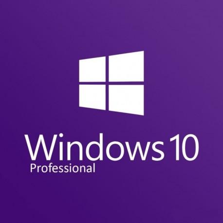 Windows Pro 10 x64Bit DSP
