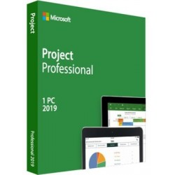 Microsoft Project Professional 2019 - FPP