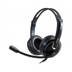 Mecer USB Headphone Wtih Microphone