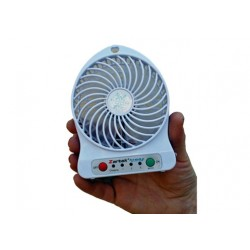 Zartek Breez Rechargeable Mini Fan
