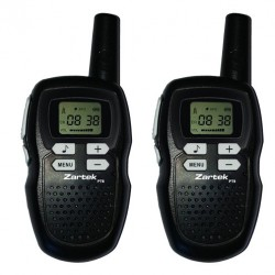 Zartek-PT8 Two-Way Radio Twinpack