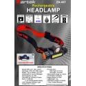 Zartek Rechargeable Headlamp