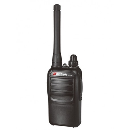 Zartek ZA-748 PMR UHF handheld transciever