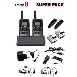Zartek COM8 Super Pack