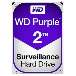 WD PURPLE SURVEILLANCE HARD DRIVE - 2TB