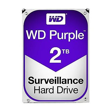 WD PURPLE SURVEILLANCE HARD DRIVE - 2TB