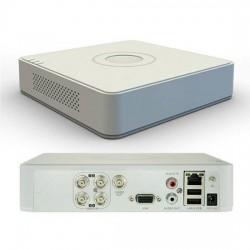 Hikvision 4-Channel 720P HD-TVI / Turbo Mini DVR