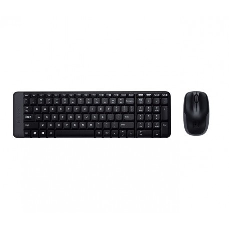 Logitech Wireless Keyboard and Mouse MK220