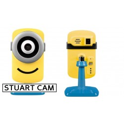 KODAK MINION WIFI STUART CAMERA MONITOR