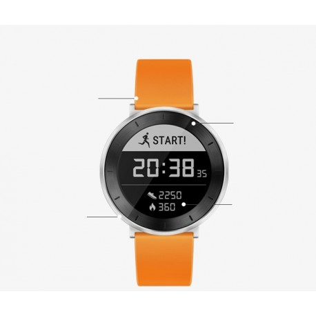 huawei fit watch. huawei fit band orange watch