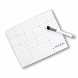 Magnetic Project Mat
