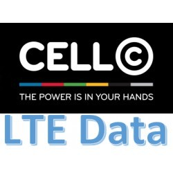 Cell C Mobile 200GB Smart Combo