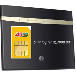 MTN Fixed LTE 30GB+30GB Smart Combo + Router